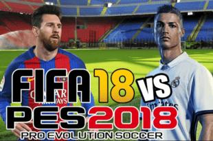 تحميل لعبة فيفا 2018