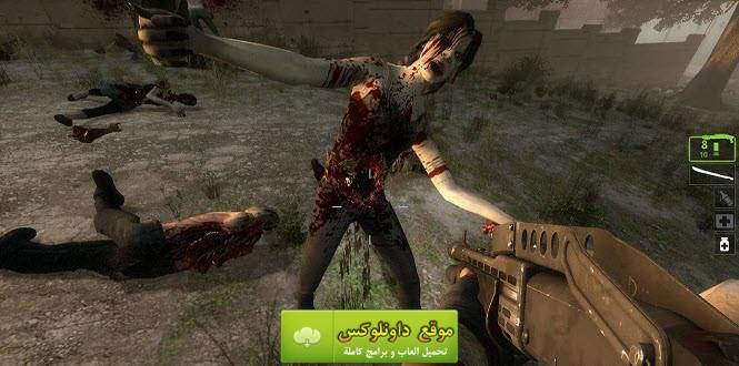 تحميل لعبة left 4 dead 2